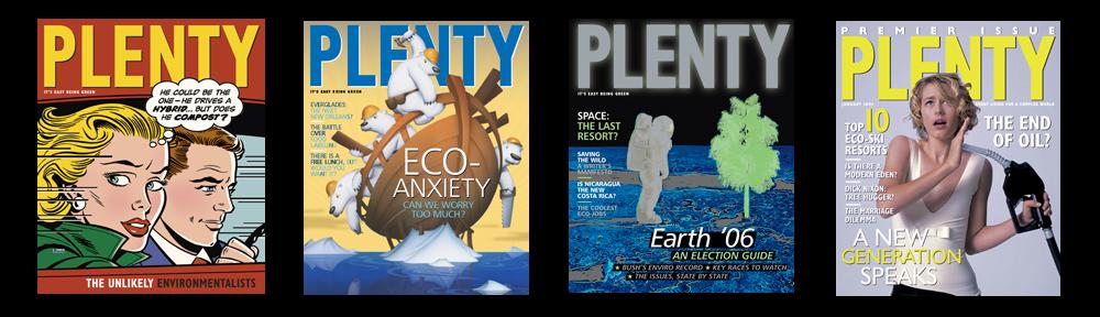 Plenty Magazine
